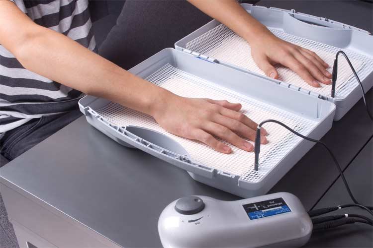 idromed iontophoresis for hands