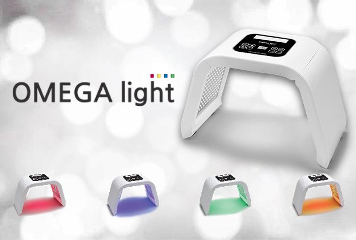 omega light 4 wavelengths